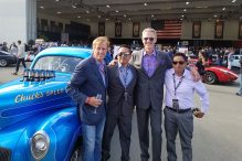 Adrian Joins Detail Mafia at Monterey Car Week